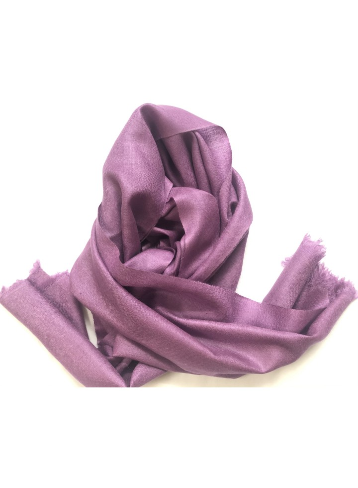 Mulberry Cashmere Pashmina Scarf