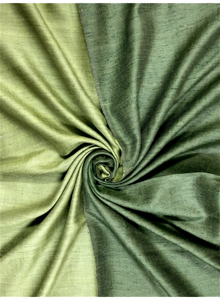 Queen In A Green Reversible Pashmina Shawl